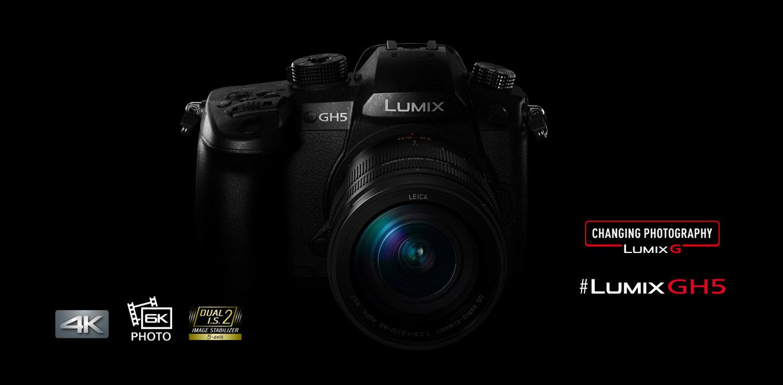 Panasonic Lumix GH5 Item Details