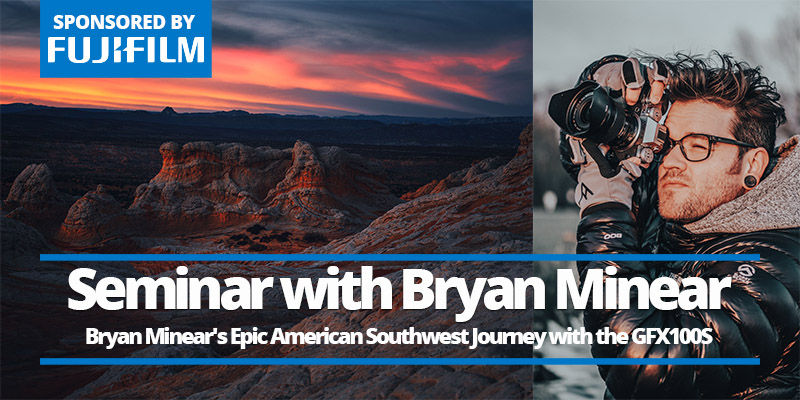 Bryan Minear Fujifilm Event - April 8th 2021 at 4:00 p.m. EDT