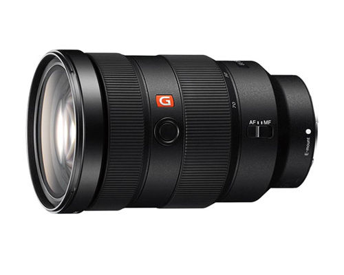 CSony SEL FE 24-70mm f/2.8 GM E-Mount Lens