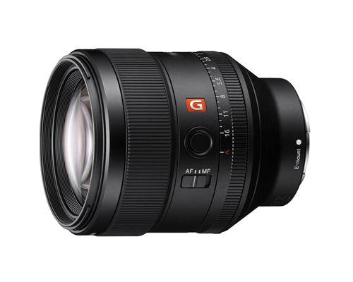 Sony SEL FE 85mm f/1.4 GM E-Mount Lens