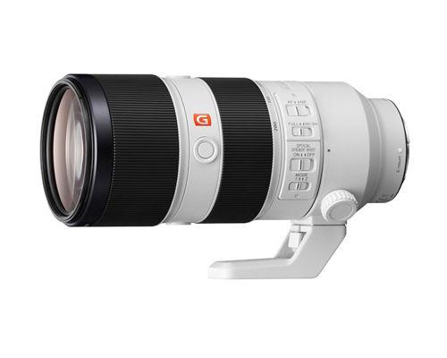 Sony SEL FE 70-200mm f/2.8 GM OSS E-Mount Lens