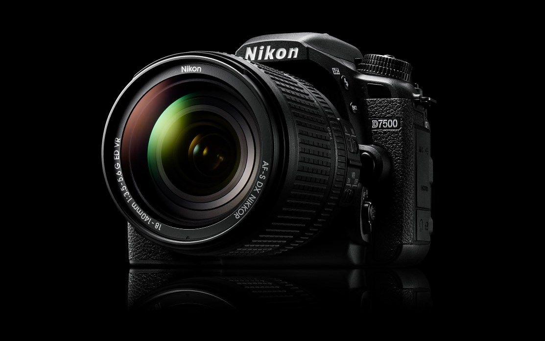 Nikon D7500 Kit Item Details
