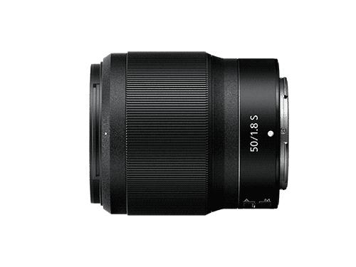 Nikon Z 50mm f/1.8  Lens