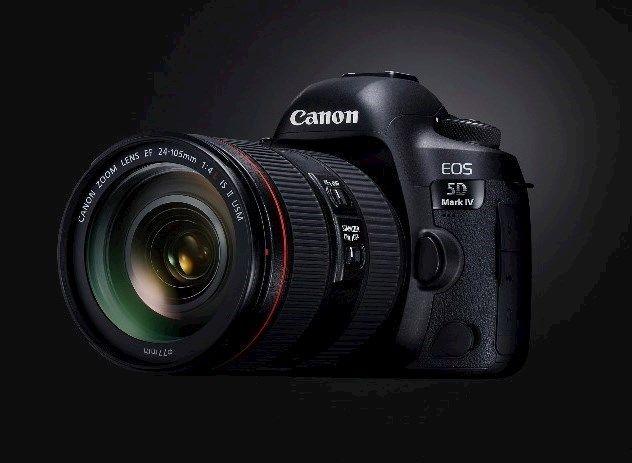 Canon EOS 5D Mark IV with EF 24-105mm f/4L II USM Item Details
