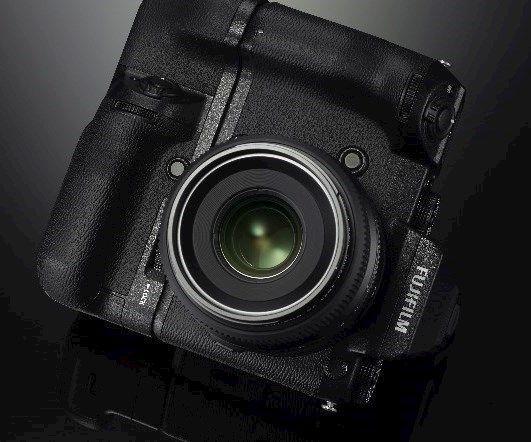 Fujifilm GFX 50s Body Item Details