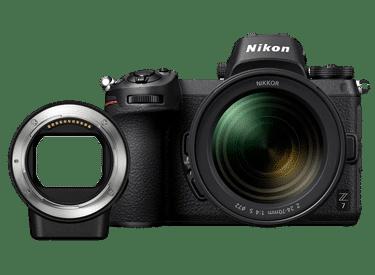 "Nikon Z7 Mirrorless Kt"" class="