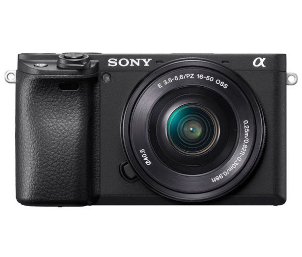 Sony Alpha A6400 Mirrorless Body