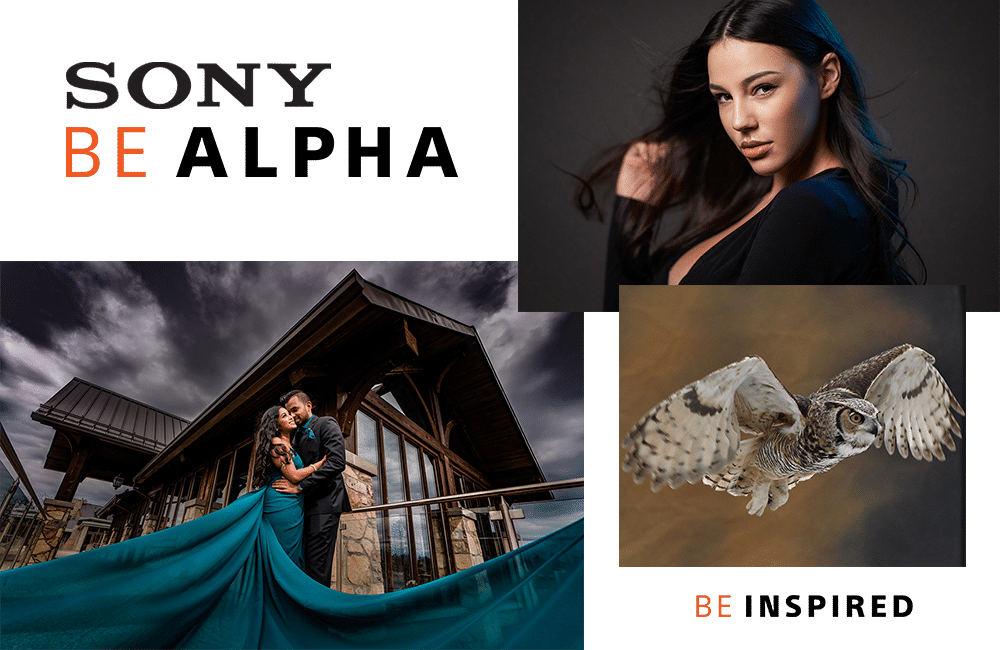 Sony Be Alpha Event