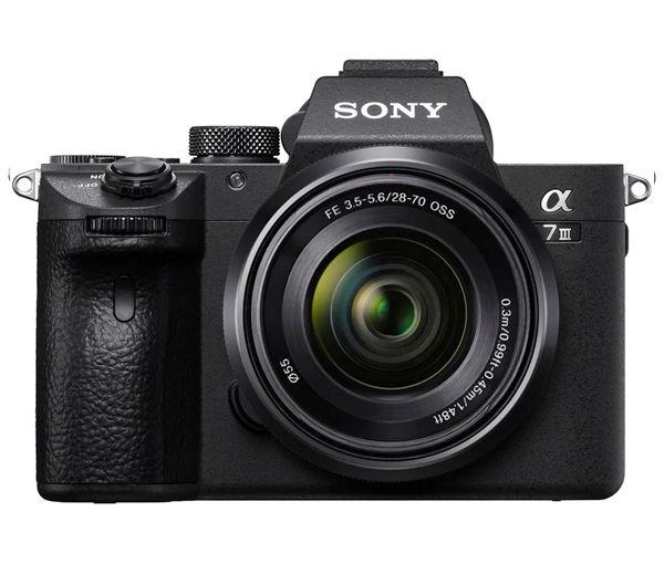 Sony Alpha A7III Mirrorless Body