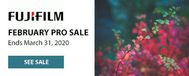 Fujifilm Sale