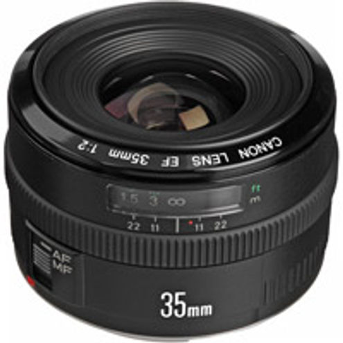 EF 35mm f/2.0 Wide Angle Lens