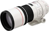 EF 300mm f/4.0L IS USM Telephoto Lens