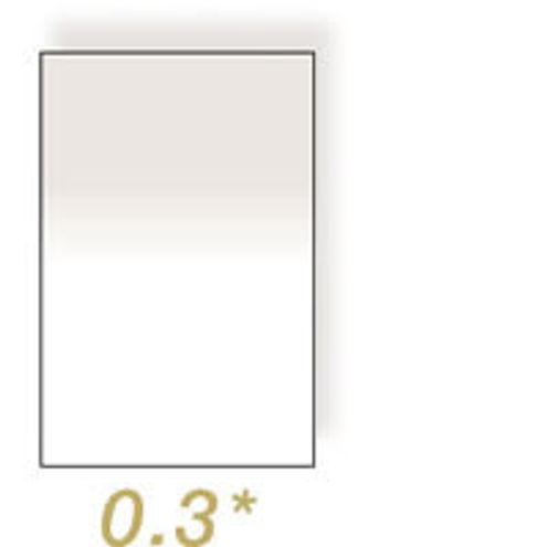 100x150mm Neutral Density 0.3 Graduated Hard Resin Drop In Filter
