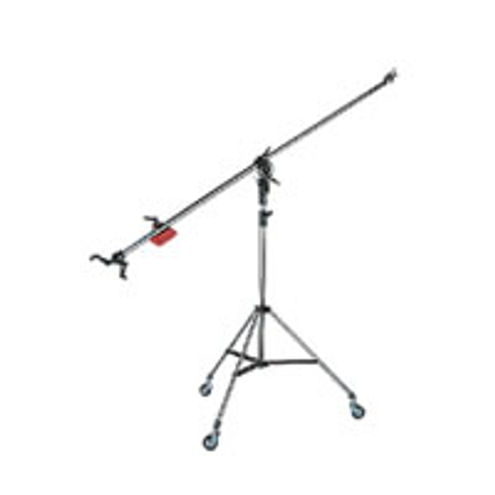 025BS Super Boom Complete with 008 Steel Stand - Black