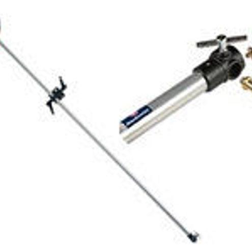 024B Light Boom Swivel + Umbrella Adapter