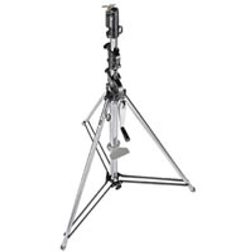 087NWB Wind Up Stand 3 Section - Black