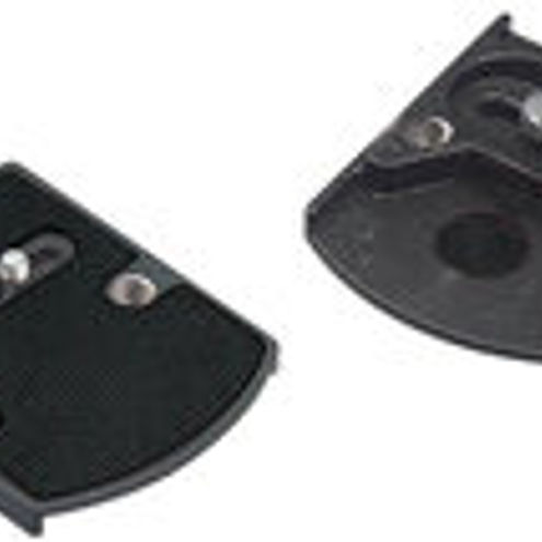 """410PL  Accessory Plate 1/4"""" and 3/8"""""""