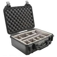 1500 Case Black w/ Dividers