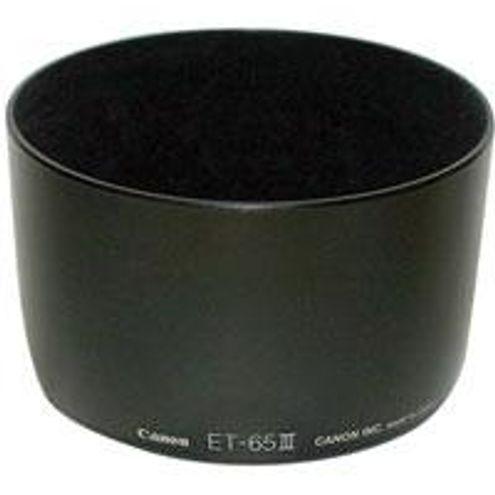 Lens Hood ET-65 III for EF 85/1.8 U, EF 100/2 USM, EF 135/2.8 SF, EF 100-300 U