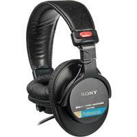 MDR7506 Headphones Large Diaphragm, Foldable