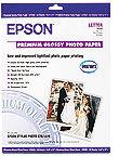 "8.5""x11"" Premium Glossy Photo Paper - 25 Sheets"