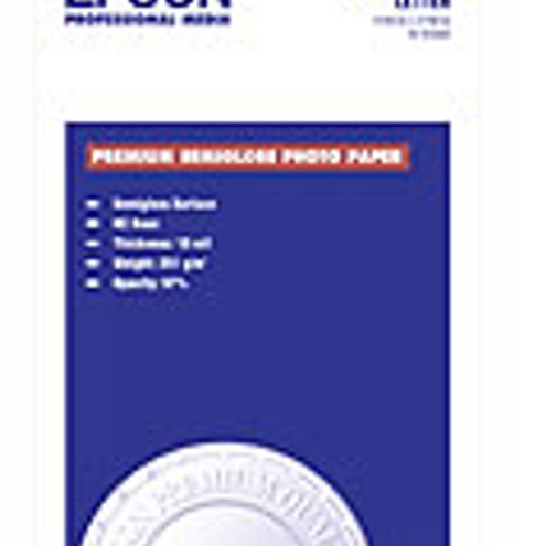 "8.5""x11"" Premium Semi-Gloss Photo Paper 250gsm - 20 Sheets"