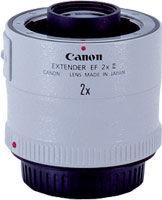 Image of Canon EF 2.0x II Teleconverter