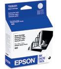 T026201Black Ink Cartridge 820/925