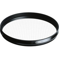 77mm Cross Screen 4x Glass Screw In Filter