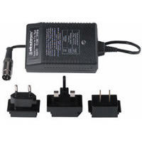 Rapid Charger - 115V-240V - Includes Multi Socket Adapter