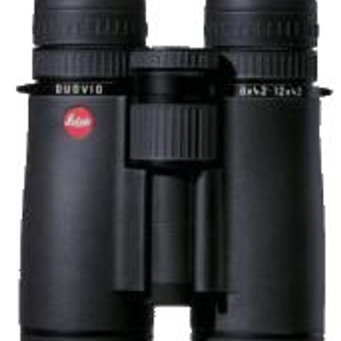Duovid 8+12x42 Black