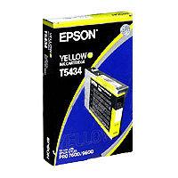T543400 Yellow UltraChrome StylusPRO 7600 9600 4000 110ml