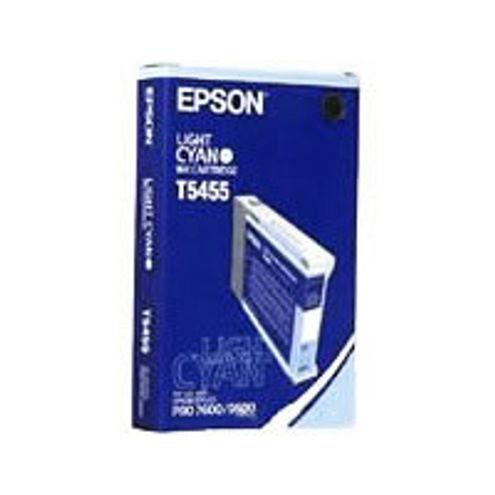 T545500 Light Cyan 110ml Dye Ink Stylus PRO 7600 9600