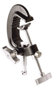 "C338 Quick Action Baby Clamp with 5/8"" Pin C338"