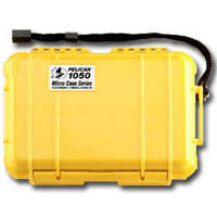 1050 Micro Case Yellow/Clear