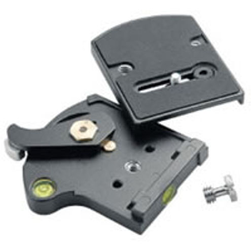 394 Quick Release Adapter With Plate - Low Profile
