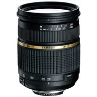 SP AF 28-75mm f/2.8 Di  XR LD IF ASL Macro Lens for Canon w/ Hood
