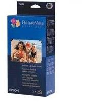 T5570 Picturemate Paper & Ink Pk 1 Ink Ctd, 100 x 4x6 Glossy