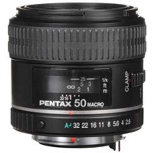 smc D FA 50mm f/2.8 Macro Lens