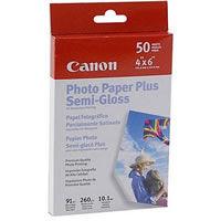 "4""x6"" Semi-Gloss Photo Paper Plus SG-201 - 50 Sheets"