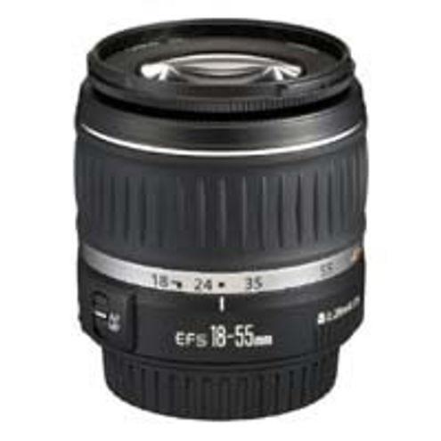 EF-S 18-55mm f/3.5-5.6 II USM Zoom Lens