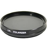 52mm Circular Polarizing Multi-Resistant Coating (MRC) Glass Screw In Filter