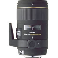 AF 150mm f/2.8 APO Macro EX DG HSM Lens for Nikon