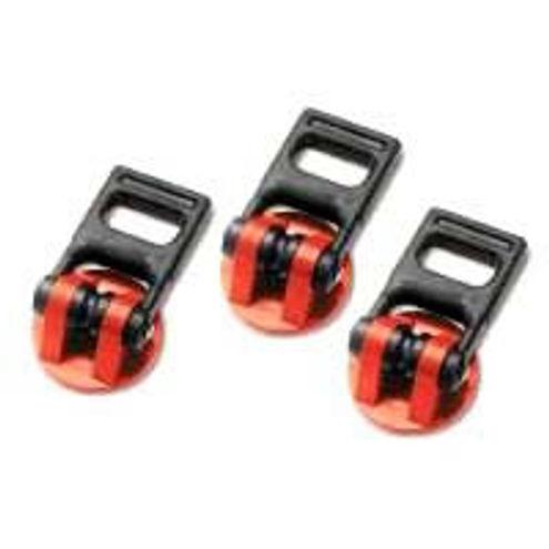 Rubber Feet 100/150 - Set of 3 Rubber Locking