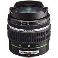 smc DA 10-17mm f/3.5-4.5 ED IF Fisheye Lens