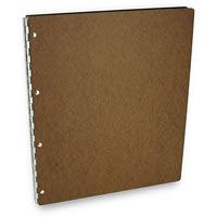 Tera 8.5x11 Portrait Screwpost Binder