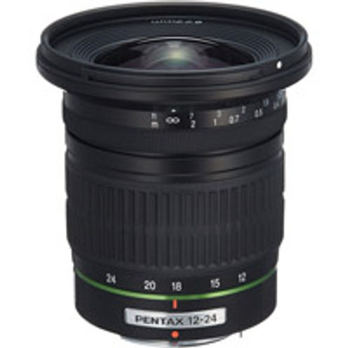 smc DA 12-24mm f/4.0 ED AL IF Lens