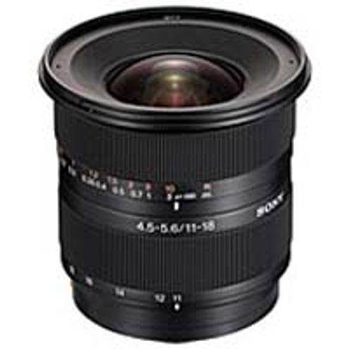 11-18mm f/4.5-5.6 DT A-Mount Lens (A99 & A77)