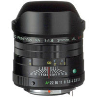 smc P-FA 31mm f/1.8 Lens - Black