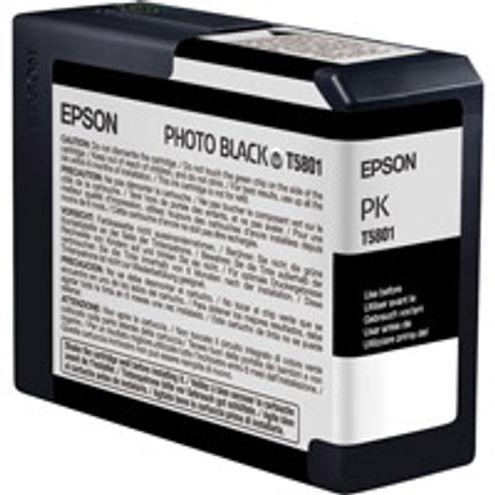 T580100 PhotoBlack UltraChrome 80ml Stylus Pro 3800 / 3880